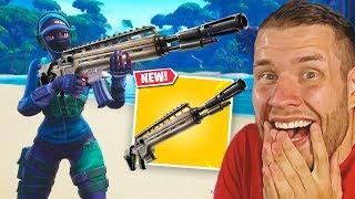 das *NEUE* LEGENDARY M1 Gewehr kommt in Fortnite!
