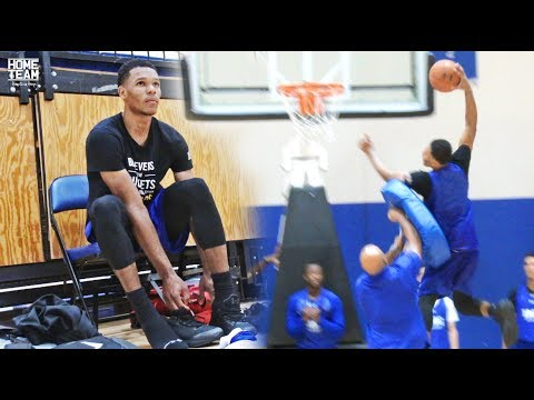 """Trevon Duval Workout & Practice at IMG Academy (scene from """"Tricky Tre"""" Ep. 1)"""