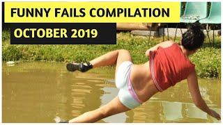 2019 Funniest Fails Compilation - How Much Stupid Do You Have to be to do That?