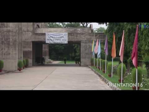Orientation Y16 IIT Kanpur