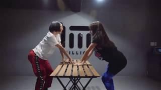 (Dance Practice) 엄정화 Uhm Jung Hwa, 리아킴 Lia Kim - Ending Credit - V Live