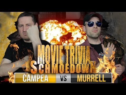 Movie Trivia Schmoedown - John Campea Vs Dan Murrell