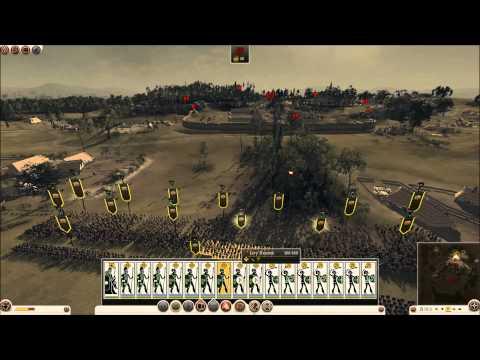 Total War Rome 2 Arverni Campaign Part 1: Intro