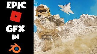 How to make EPIC ROBLOX GFX