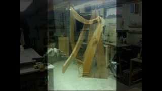 Building a Celtic Harp
