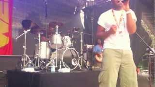 RARE  - Soundcheck teaser - LIVE: ImagiNation feat.ERROL KENNEDY / ImagiNation Band