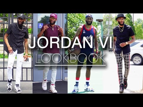 outfits with jordan 6 rings