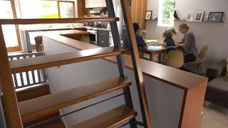 Seattle Family Almost Doubles Its Space Without Adding On