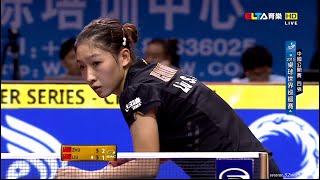 2015 China Open (WS-SF2) ZHU Yuling - LIU Shiwen [HD] [Full Match/Chinese]
