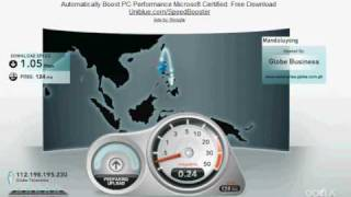Jagna, Bohol Globe Broadband Internet Speed...