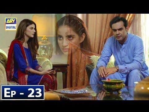 Mere Khudaya Episode 23 - 24th November 2018 - ARY Digital Drama