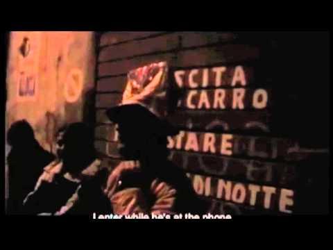 Mario Pesce a fore vs Giulia Licenziati, P@rete 2000, sottotitolato in Inglese