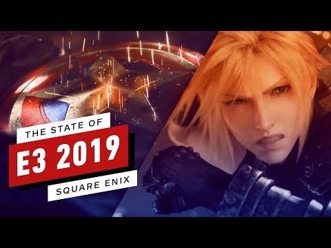 State of E3 2019: Square Enix