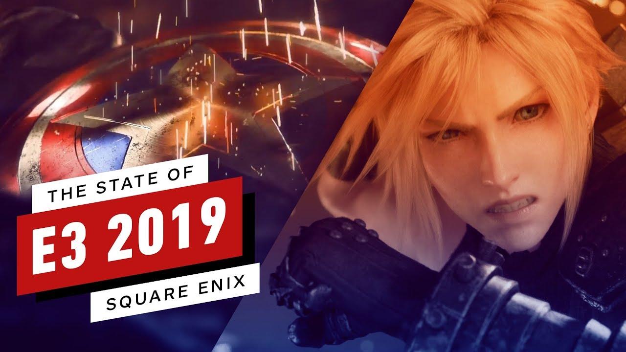 Stand der E3 2019: Square Enix + video