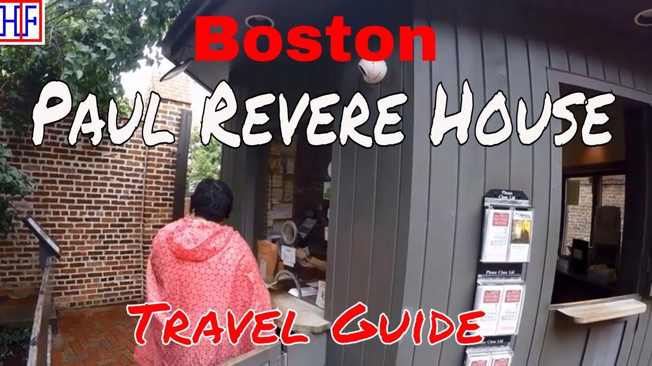 Boston | Paul Revere House | Travel Guide | Episode# 7