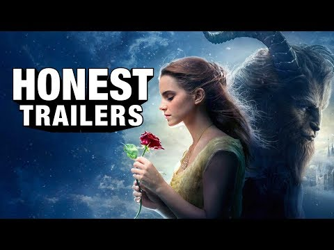 Thumbnail: Honest Trailers - Beauty and The Beast (2017)