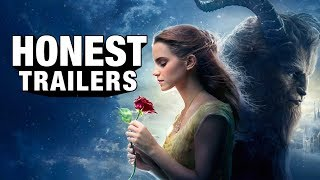 Honest Trailers  Beauty and The Beast (2017)