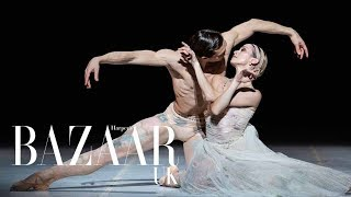 Take an online ballet lesson with dior and eleonora abbagnato | bazaar uk