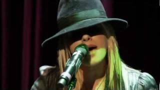 �������� ���� Auditioning for Michael Jackson (Orianthi) ������