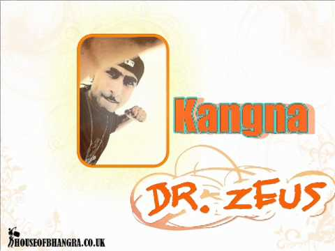 "KANGNA TERA NII - Docta Zeus Featring Shortie/Master rakesh ""Best Ever punjabi Song"""
