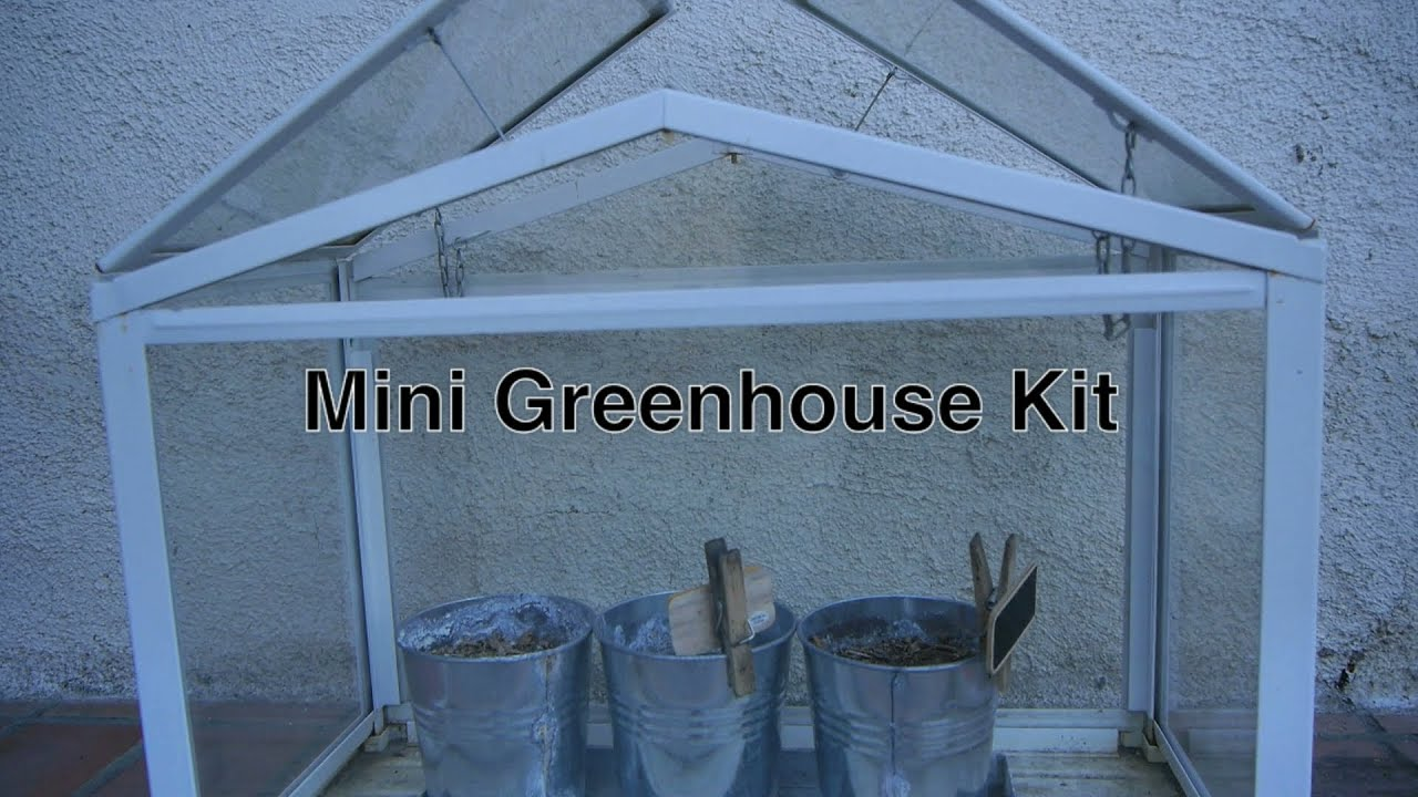 How To Build A Greenhouse Diy Simple