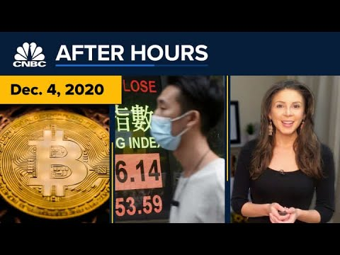 Bitcoin Surges Higher, And The IRS Wants To Know Who's Cashing Out: CNBC After Hours