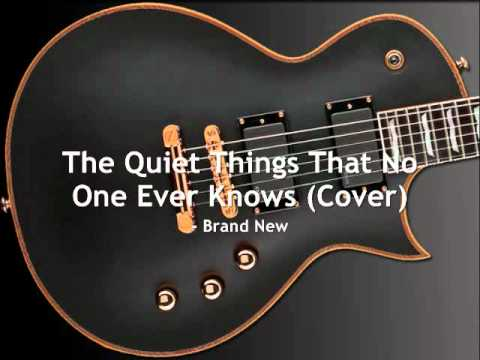 Line 6 Floor Pod Plus Demo   The Quiet Things That No One Ever Knows