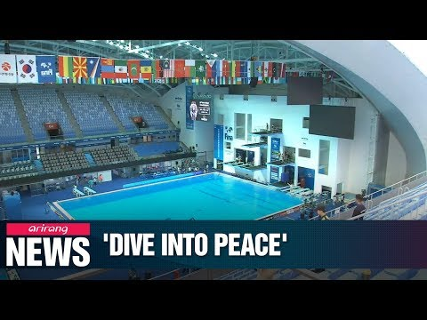 Dive into Peace: FINA World Championships begins in Gwangju