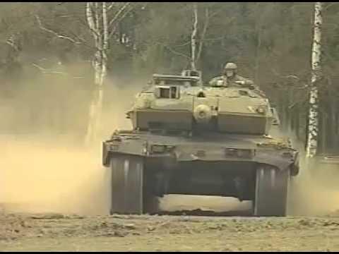 Leopard 2 Krauss Maffei Wegmann