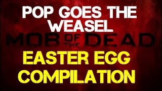 "Mob of the Dead: Easter Egg / ""Pop Goes the Weasel"" Achievement Guide (Compilation)"