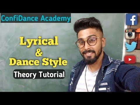 Lyrical Dance | Dance style | Tutorial | Theory Knowledge | CDA