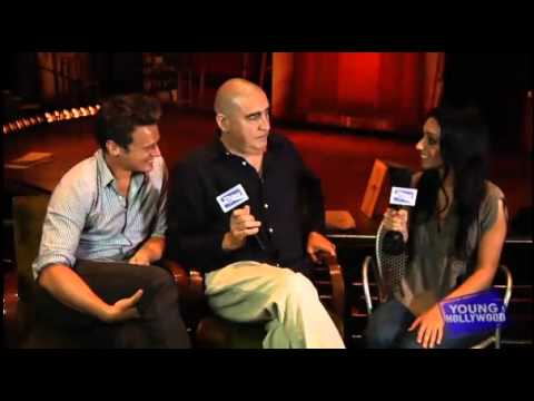 Interview with Jonathan Groff and Alfred Molina