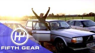 Fifth Gear Parking Like A Stuntman смотреть