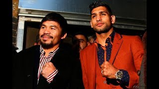 BILLY DIB SAYS AMIR KHAN IS NO MANNY PACQUIAO