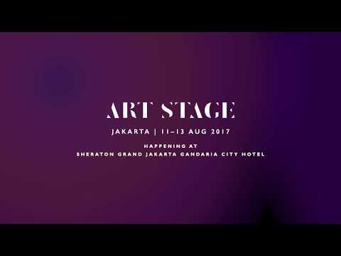 ART STAGE Jakarta 2017 Teaser