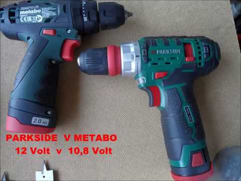 test parkside vs metabo youtube. Black Bedroom Furniture Sets. Home Design Ideas