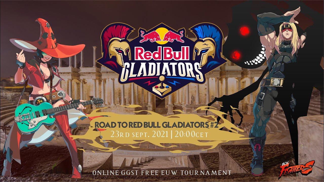 Red Bull Gladiators - Road to Mérida 2