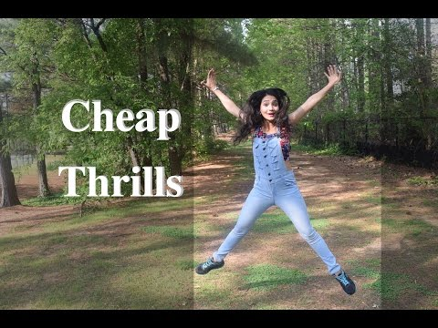 Sia- Cheap Thrills Dance | Easy Zumba steps