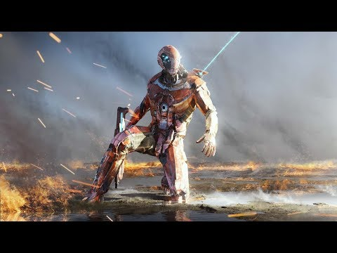 Super Crime Steel War Hero Iron Flying Mech Robot - Android Gameplay