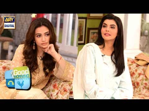 Sana Javed Answers The Million-dollar Question - ARY Digital Show