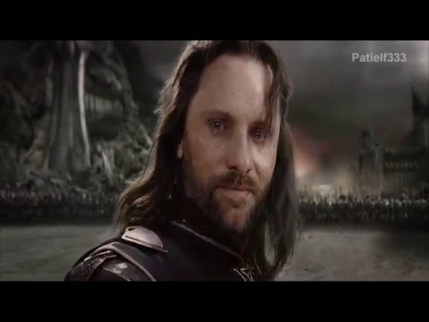 M83 - Outro ( Aragorn - I'm The King Of My Own Land ! )