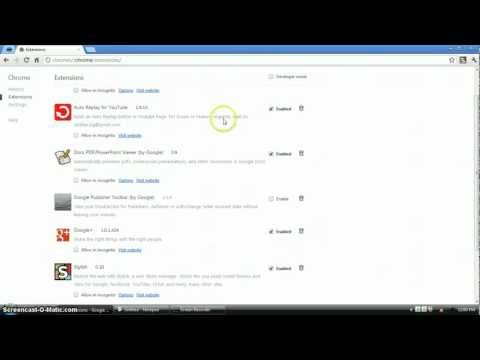 Most Useful Chrome Extensions in 2012