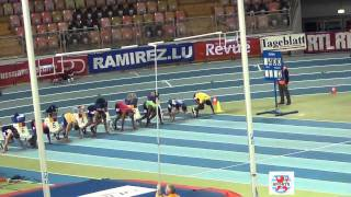 Athlétisme - 10ème Dussman Indoor Meeting (2012)
