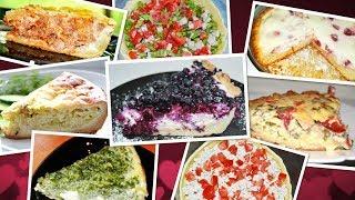 Вкусные рецепты пирогов на одном простом рецепте теста