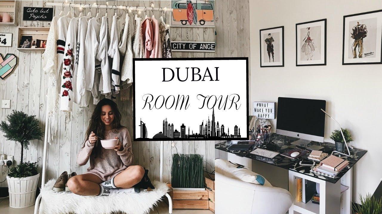 DUBAI TUMBLR ROOM TOUR