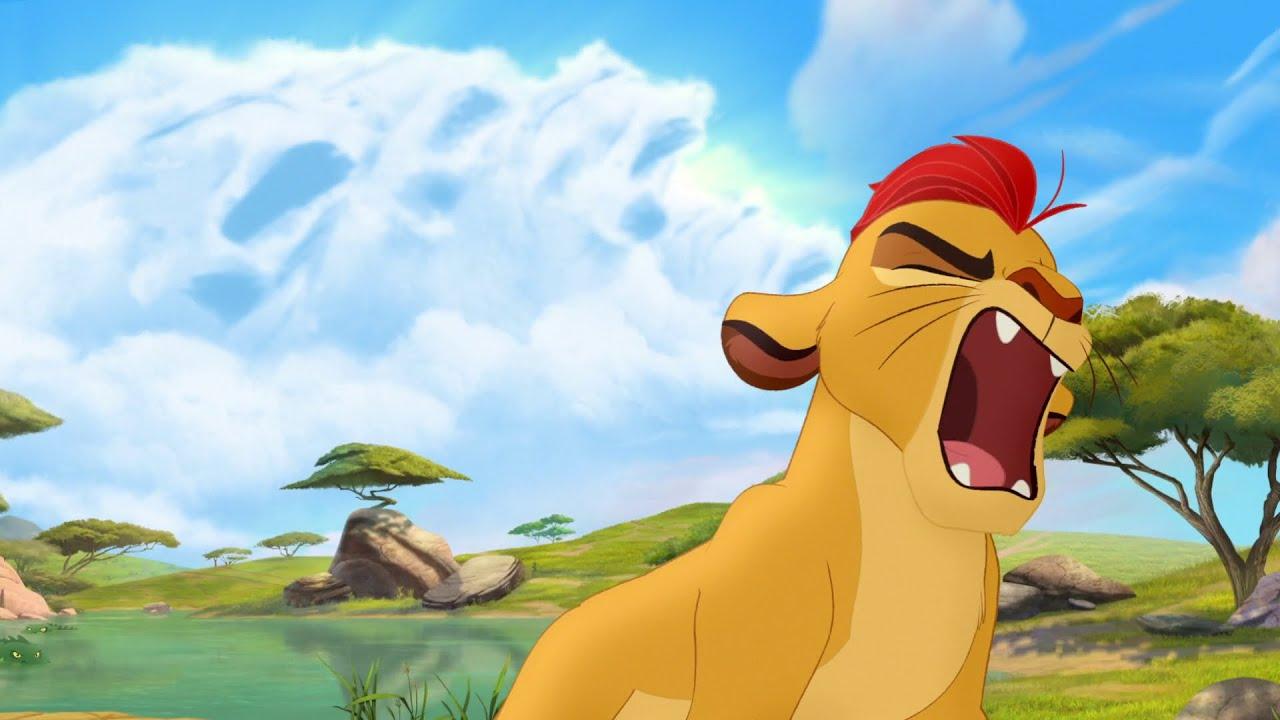 Kion's Roar of the Elders - The Rise of Makuu | Lion Guard ... - photo#45