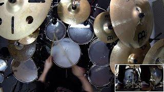 Hannes Grossmann - Alter Magnitudes (drum playthrough) drums only