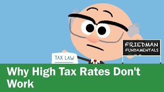 Gambar cover Friedman Fundamentals: What We Learned About 70% Tax Rates 50 Years Ago