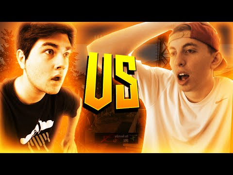 Red Kiwiz Vs. Red Tenser [TRICKSHOT TIMER] [BLACK OPS 2]