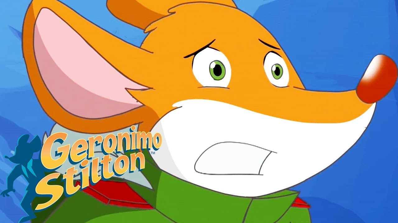 Geronimo Stilton Dove è Finito Trappola?